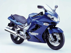 Photo of a 2002 Kawasaki ZZR 1200