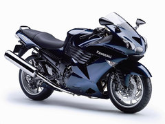 Photo of a 2006 Kawasaki ZZR 1400