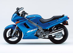 Photo of a 2002 Kawasaki ZZR 250