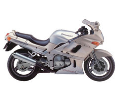Photo of a 1998 Kawasaki ZZR 600