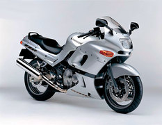 Photo of a 2003 Kawasaki ZZR 600