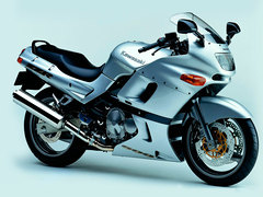 Photo of a 2004 Kawasaki ZZR 600