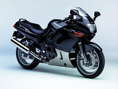 Photo of a 2006 Kawasaki ZZR 600