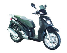 Photo of a 2009 Keeway Outlook 125