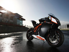 Photo of a 2009 KTM 1190 RC8 R