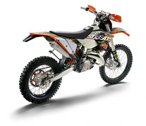 Photo of a 2010 KTM 125 EXC SIXDAYS