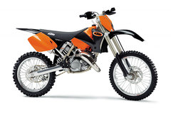 Photo of a 2003 KTM 125 SX