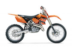 Photo of a 2004 KTM 125 SX