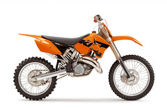 Photo of a 2005 KTM 125 SX