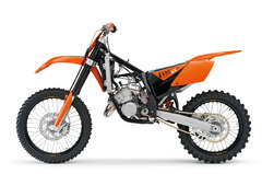 Photo of a 2007 KTM 125 SX