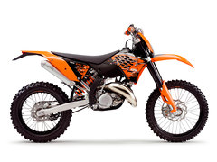 Photo of a 2008 KTM 125 SX