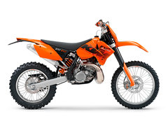 Photo of a 2010 KTM 200 EXC