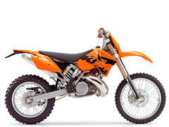 Photo of a 2005 KTM 250 EXC