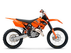 Photo of a 2010 KTM 250 EXC