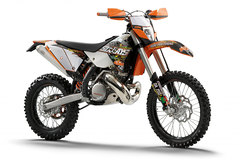 Photo of a 2010 KTM 250 EXC SixDays