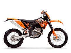 Photo of a 2008 KTM 250 EXC-F