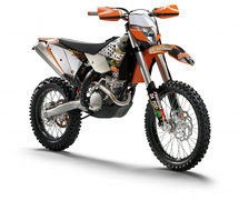 Photo of a 2010 KTM 250 EXC-F SixDays