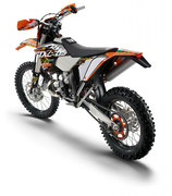 Photo of a 2009 KTM 300 EXC SixDays