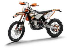 2009 KTM 450 EXC SixDays