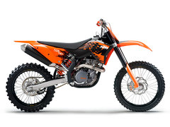 Photo of a 2007 KTM 505 SX-F