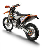 Photo of a 2009 KTM 530 EXC SixDays