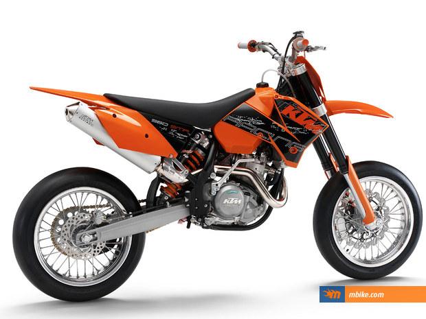 2006 KTM 560 SMR
