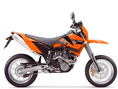 Photo of a 2005 KTM 625 SMC