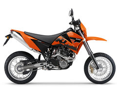 Photo of a 2006 KTM 625 SMC
