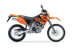 Photo of a 2003 KTM 625 SXC