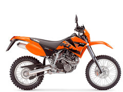 Photo of a 2006 KTM 625 SXC