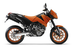 Photo of a 2007 KTM 640 Duke II