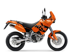 Photo of a 2006 KTM 640 LC4 Adventure