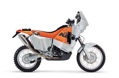 Photo of a 2003 KTM 660 Rally REPLICA