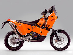 Photo of a 2007 KTM 660 SMC