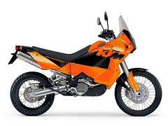 Photo of a 2006 KTM 950 Adventure