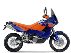 Photo of a 2005 KTM 950 Adventure S