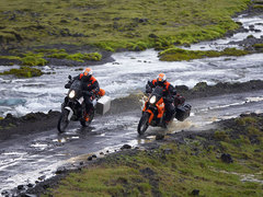 Photo of a 2009 KTM 990 Adventure