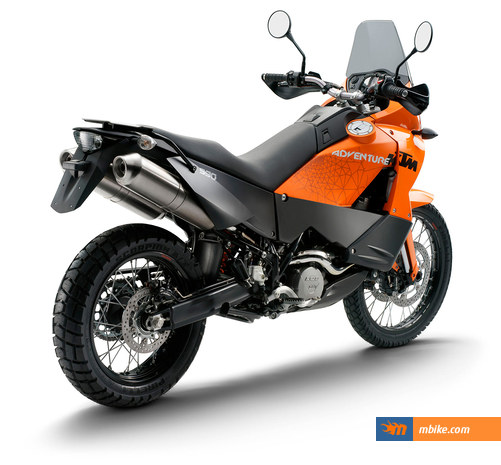 2008 KTM 990 Adventure ABS Picture - Mbike.com