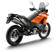 Photo of a 2008 KTM 990 Adventure ABS