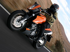 Photo of a 2009 KTM 990 Superduke