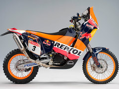 Photo of a 2007 KTM KTM 690 Rally Replica