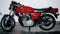Photo of a 1974 Laverda 1000