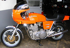 Photo of a 1981 Laverda 1000 Jota