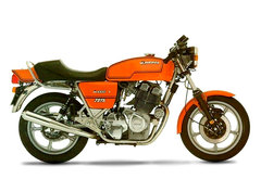 Photo of a 1982 Laverda 1000 Jota