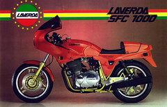 Photo of a 1990 Laverda 1000 SFC