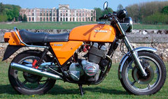 Photo of a 1978 Laverda 1200