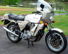 Photo of a 1981 Laverda 1200 TS