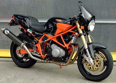 Photo of a 1998 Laverda 650 Ghost Legend