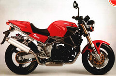Photo of a 1998 Laverda 650 Ghost Strike