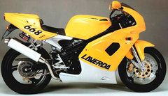 Photo of a 1997 Laverda 668